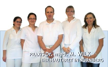 Praxis Hautarzt Dr. Wilk
